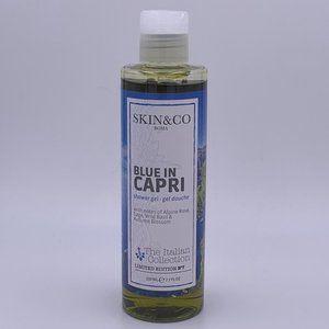 Skin & Co Blue In Capri Shower Gel NEW
